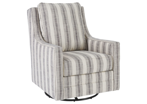 Kambria Ivory/Black Accent Chair (A3000207)