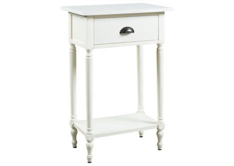 Juinville White Accent Table (A4000159)