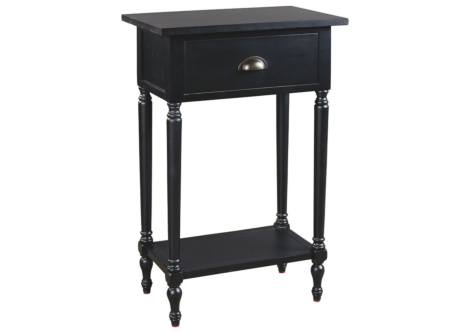 Juinville Black Accent Table (A4000161)