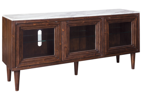 Graybourne Brown Accent Cabinet (A4000244)