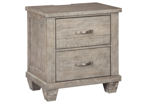 Naydell Gray Nightstand (B639-92)