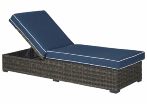 Grasson Lane Chaise Lounge with Cushion (P783-815)