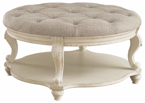 Realyn Ottoman Coffee Table (T743-21)
