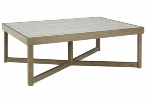 Challene Coffee Table (T810-1)