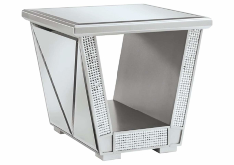 Fanmory End Table (T910-2)